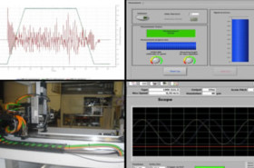 quality-control of sinadrives linear motor axes