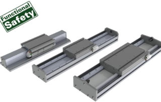 functional safety linear motor stage