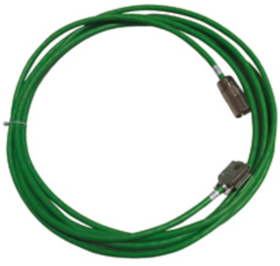 Encoder cable for direct driven linear motor stages from Sinadrives.