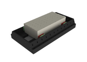 air bearing linear motor stage