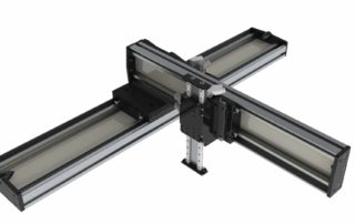 Linear motor multi-axis system